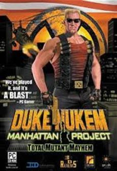 Get Free Duke Nukem Manhattan Project