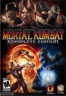 Get Free Mortal Kombat: Komplete Edition