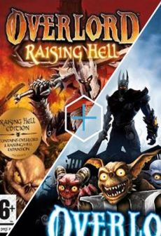 Get Free Overlord + Overlord: Raising Hell Pack