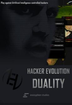 Get Free Hacker Evolution Duality