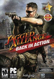Get Free Jagged Alliance - Back in Action