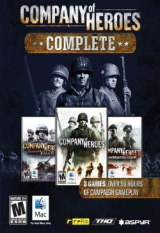 Get Free Company of Heroes Complete Pack