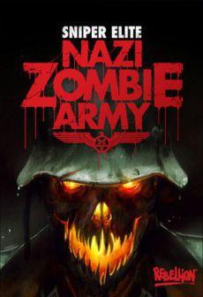 Get Free Sniper Elite - Nazi Zombie Army