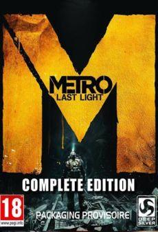 Get Free Metro: Last Light Complete Edition