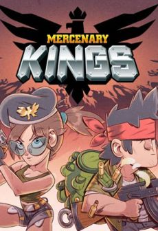 Get Free Mercenary Kings: Reloaded Edition