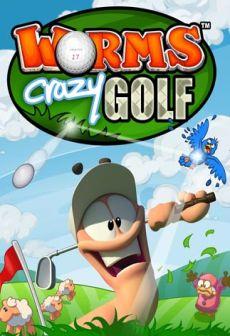 Get Free Worms Crazy Golf