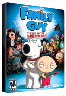 Get Free Family Guy: Back to the Multiverse