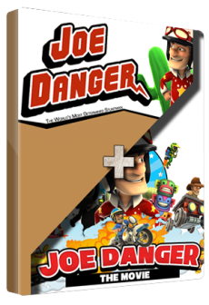 Get Free Joe Danger + Joe Danger 2: The Movie