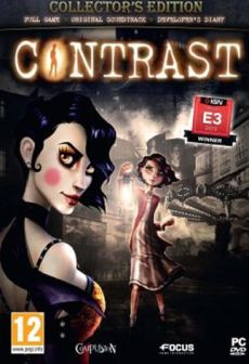 Get Free Contrast Collector's Edition