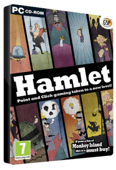 Get Free Hamlet or the Last Game without MMORPG Features, Shaders or Product Placement