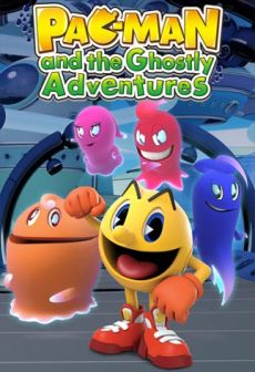 Get Free PAC-MAN and the Ghostly Adventures