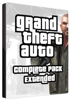 Get Free Grand Theft Auto Complete Pack Extended