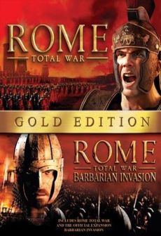 Get Free Rome: Total War Gold Edition