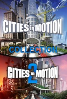 Get Free Cities in Motion 1 and 2 Collection