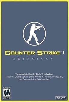 Get Free Counter-Strike 1 Anthology