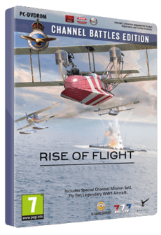 Get Free Rise of Flight: Channel Battles Edition