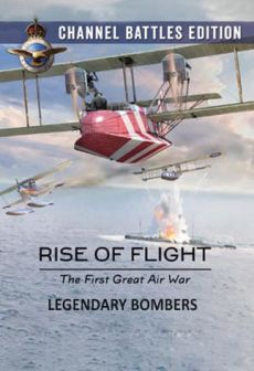 Get Free Rise of Flight: Channel Battles Edition - Legendary Bombers