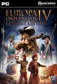 Get Free Europa Universalis IV: Digital Extreme Edition