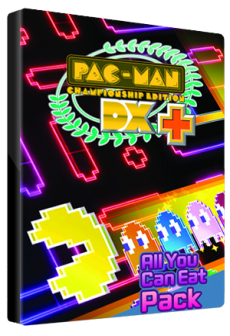 Get Free PAC-MAN Championship Edition DX+ All You Can Eat Edition Bundle