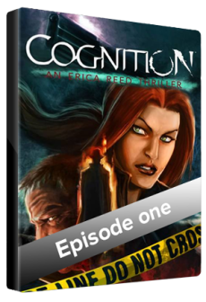 Get Free Cognition: An Erica Reed Thriller - Episode 1