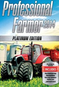 Get Free Professional Farmer 2014: Platinum Edition