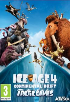 Get Free Ice Age 4: Continental Drift: Arctic Games