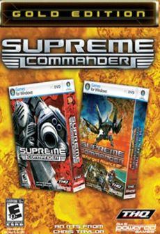 Get Free Supreme Commander Gold Edition