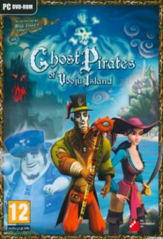 Get Free Ghost Pirates of Vooju Island