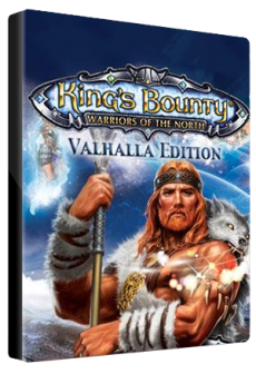 Get Free King's Bounty: Warriors of the North - Valhalla Edition