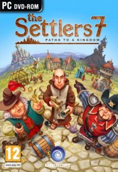 Get Free The Settlers 7: Paths to a Kingdom - Deluxe Gold Edition