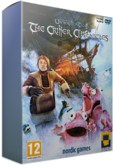 Get Free The Book of Unwritten Tales: The Critter Chronicles