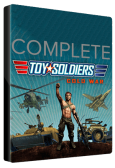 Get Free Toy Soldiers: Complete