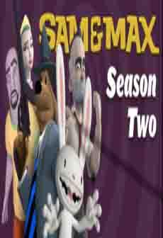 Get Free Sam & Max: Season Two
