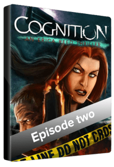 Get Free Cognition: An Erica Reed Thriller - Episode 2