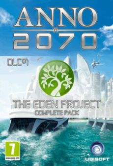 Get Free Anno 2070 - Complete Pack