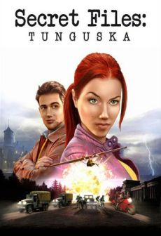 Get Free Secret Files Tunguska