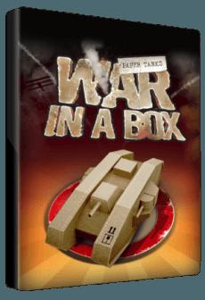 Get Free War in a Box: Paper Tanks
