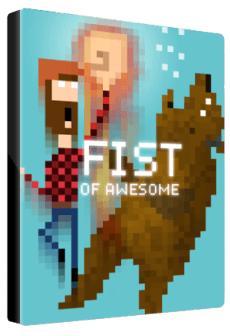 Get Free FIST OF AWESOME