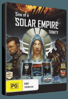 Get Free Sins of a Solar Empire: Trinity