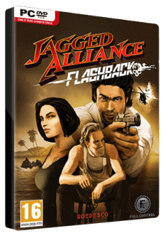 Get Free Jagged Alliance Flashback