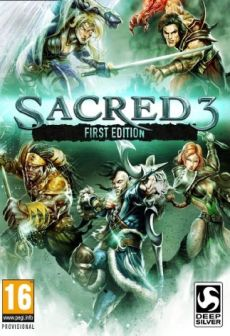 Get Free Sacred 3 First Edition