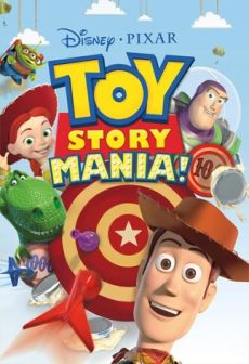 Get Free Toy Story Mania!