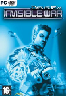 Get Free Deus Ex: Invisible War