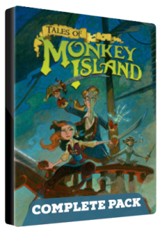Get Free Tales of Monkey Island Complete Pack