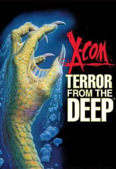 Get Free X-COM: Terror From the Deep