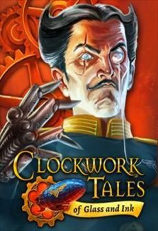 Get Free Clockwork Tales: Of Glass and Ink