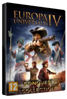 Get Free Europa Universalis IV - Conquest Collection