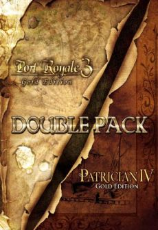 Get Free Port Royale and Patrician IV Gold - Double Pack  3 Gold Coins