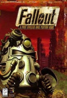 Get Free Fallout: A Post Nuclear Role Playing Game