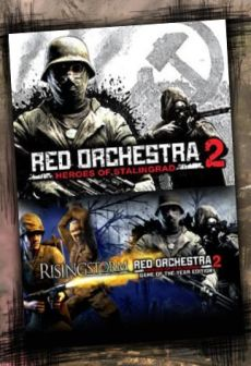 Red Orchestra 2: Heroes of Stalingrad + Rising Storm GOTY